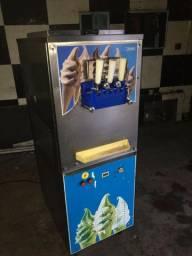 Maquina de Sorvete Soft Alpha Gel Super