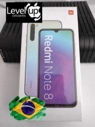 MA-RA-VI-LHO-SO * Redmi Note 8 da Xiaomi..Novo Lacrado com Garantia e Entrega