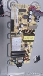 PLACA FONTE DA TV SEMP TCL 50p65us