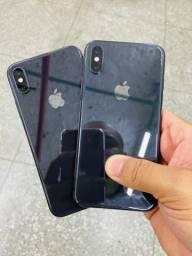 iPhone X seminovo impecável// pronta entrega
