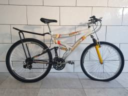 Bicicleta aro 20/24 usada
