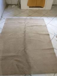 Vendo tapete grande bege para sala