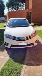 Título do anúncio: Toyota Corolla GLI 2017 Automatico CVT apenas 23.000km rodados, único Dono