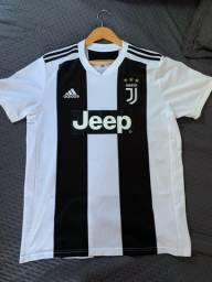 Camisa Juventus Home Kit Temporada 18/19