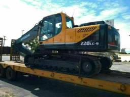 Hynday 220LC maquina nova agio