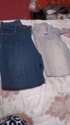 Título do anúncio:  Calça jeans e social numeração 38/40