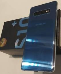Título do anúncio: Samsung S10 Plus