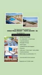 Título do anúncio: Alugo cota Ondas Resort Porto Seguro