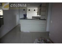 Apartamento à venda com 2 dormitórios em Vila homero thon, Santo andré cod:33898