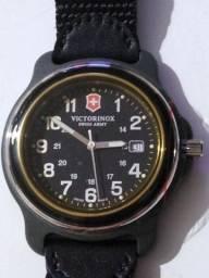 Victorinox Garrison Black Dial