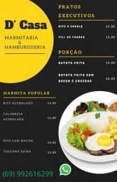 Título do anúncio: Almoço apartir de 10,00