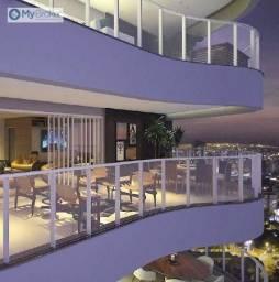 Apartamento com 4 dormitórios à venda, 278 m² por R$ 2.000.000,00 - Setor Marista - Goiâni