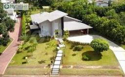 Sobrado com 3 dormitórios à venda, 500 m² por R$ 3.600.000 - Residencial Aldeia do Vale -
