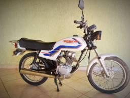 Relíquia Modelo CG 125cc Ano 88