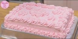 Título do anúncio: Faço bolos aniversário ? 10% de desconto