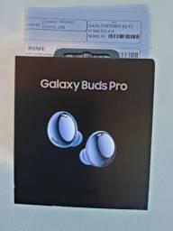 Fone Samsung Galaxy buds lacrado com NF