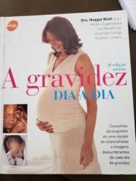 Vendo livro A gravidez. Dia a Dia.