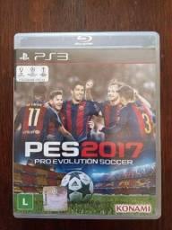 PES 2017 - Jogo de PS3 original