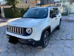 Jeep Renegade 1.8 Automático 2019/2019 com 17.850 km - Único Dono
