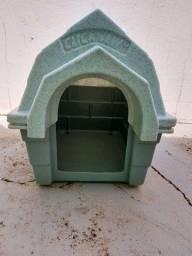 Vendo casinha de Cachorro / Gato (pequeno porte)