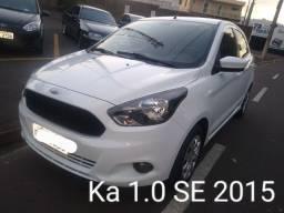 Ka 1.0 Se 2015 Completo