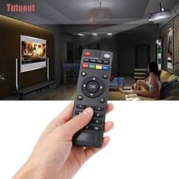 Controle remoto tv box Novo
