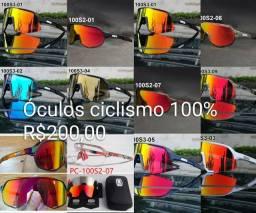 Óculos Ciclismo 100%