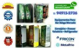 Geladeira Freezer Para Delivery