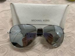 Óculos Michael kors metalizado