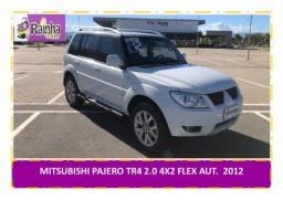 Mitsubishi Pajero TR4 2.0 4x2 Flex Aut.