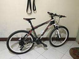 Bicicleta aro 26 fibra de carbono