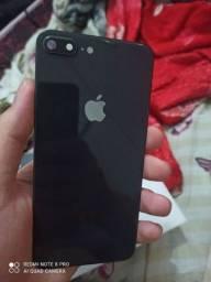 Tampa traseira iPhone 8 plus