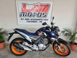Honda CB Twister 2020 8 mil km edição limitada