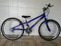 Bicicleta aro 26 rebaixada nova aero