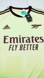 Camisa do Arsenal - Away 2021