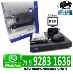 DVR Gravador Digital c/ 8 Canais 5IN1 H264 1080p Onvif Luatek KD-308BP