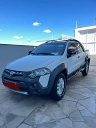 Título do anúncio: Camionete Fiat Strada 2013 cabine dupla