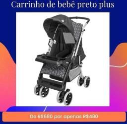 Carrinho de bebê da tutti baby na promoção