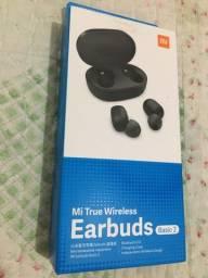 Título do anúncio: Fone wireless earbuds basic 2