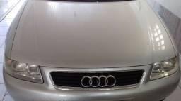 Audi A3 impecável, troco por moto, igual não tem anunciado