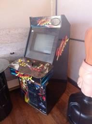 Um jogo só, street fighter original