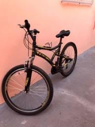 Bicicleta ótima qualidade