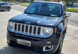 Jeep Renegade Limited 1.8 Flex 2018 23.000 km Automático Único dono