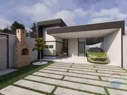 Casa com 3 dormitórios à venda, 103 m² por R$ 210.000,00 - Novo Ancuri - Itaitinga/CE