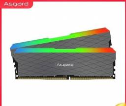 Título do anúncio: Memoria Ram DDR4 Asgard Loki w2 16GB (2x8gb) 3200mhz - Novo/Lacrado!!