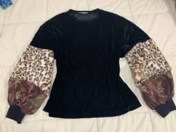 Blusão Zara