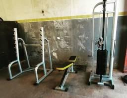 Kit Treino em Casa - Imex Fitness