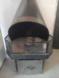 Lareira de canto 290,00 - Centro Gravataí