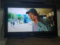 Título do anúncio: Tv LCD 32 pol LG digital Full HD