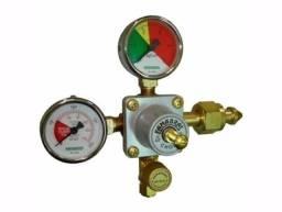 Regulador de Pressão P/ Chopp CO2 01 Saída
